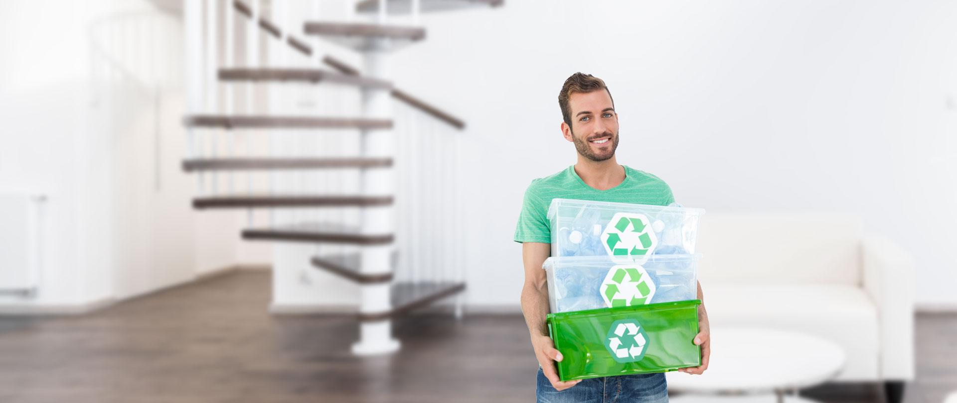 Getting rid of junk?